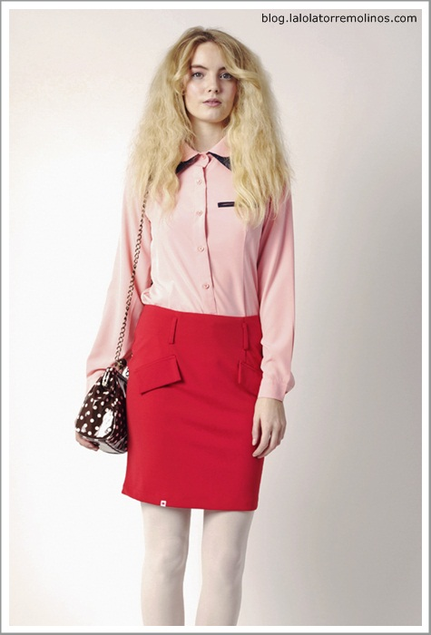 SKIRT HEIGHTS Red